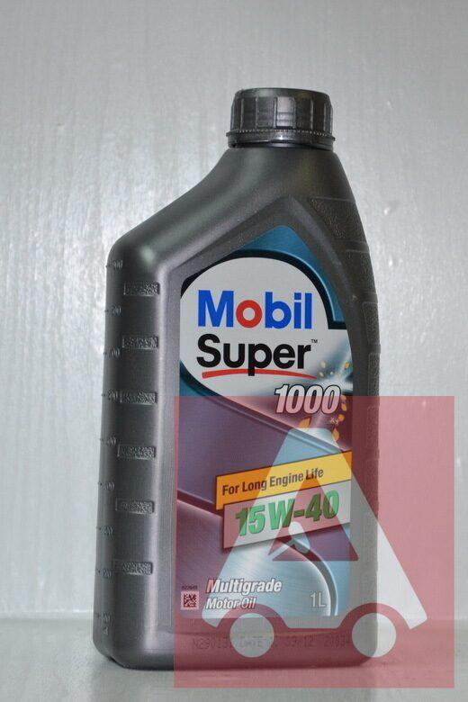 Mobil Super 15W40