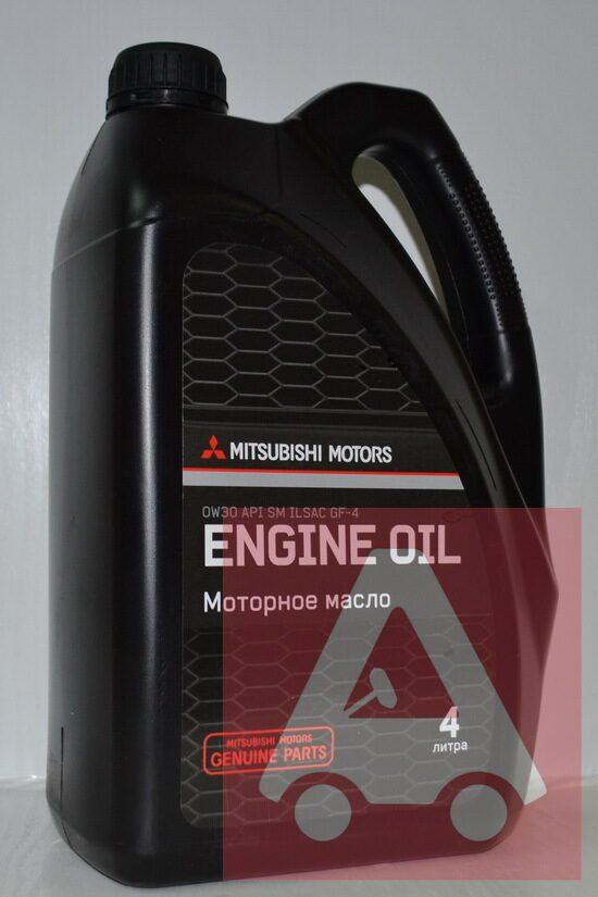 Mitsubishi Motor Oil 0w 30 Api Sm 4