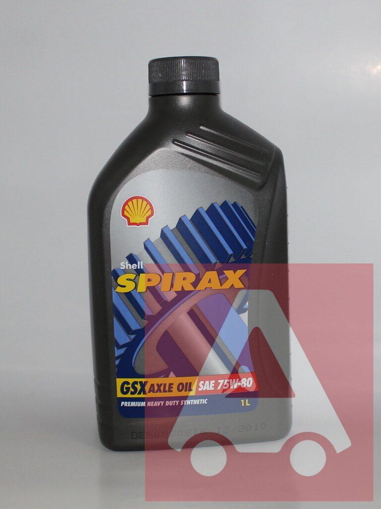 Shell 75W80